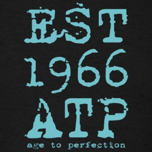 1966 ATP- AGED TO PERFECTION - Men's T-Shirt