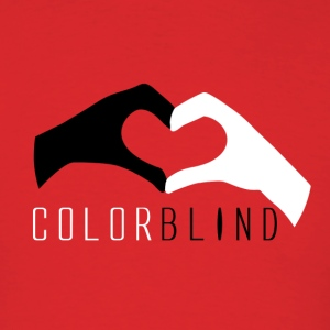 COLOR BLIND - Men's T-Shirt