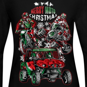 Off-Road Christmas Bundle Long Sleeve Shirts - Women's Long Sleeve Jersey T-Shirt