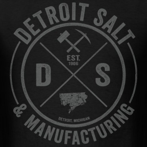 Detroit Salt & Manf. T-Shirts - Men's T-Shirt