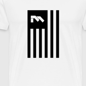 Flag Design 1 T-Shirts - Men's Premium T-Shirt