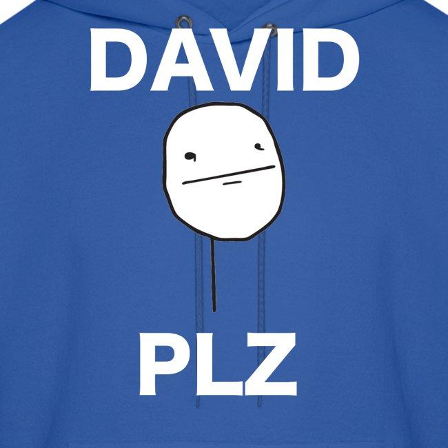 David PLZ Hoodie