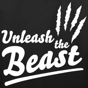 Unleash the Beast Bags & backpacks - Eco-Friendly Cotton Tote
