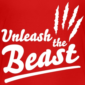 Unleash the Beast Baby & Toddler Shirts - Toddler Premium T-Shirt