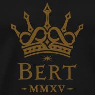 Design ~ QueenBert 2015-Gold Glitter