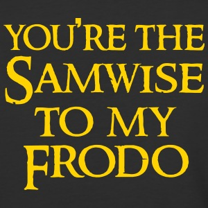 Samwise to your Frodo T-Shirts - Baseball T-Shirt