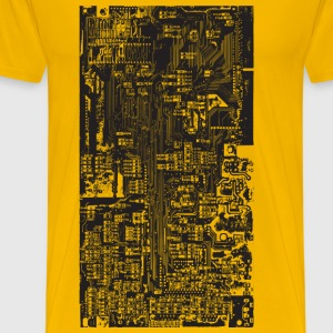 Circuit T-Shirts - Men's Premium T-Shirt