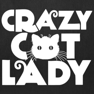 Crazy Cat Lady! Bag - Tote Bag