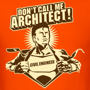 Civil Engineer - Men's T-Shirt