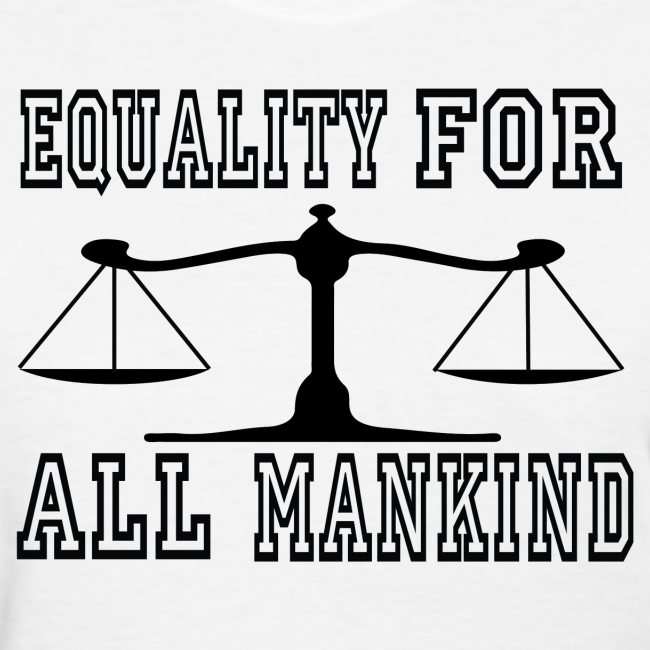 underground graphics equality 4 all mankind t shirt womens t shirt