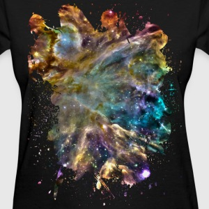 Colorful Cosmos Women's T-Shirts - Women's T-Shirt