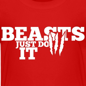 Beasts just do it Baby & Toddler Shirts - Toddler Premium T-Shirt