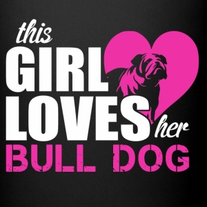 Bulldog love Accessories - Full Color Mug