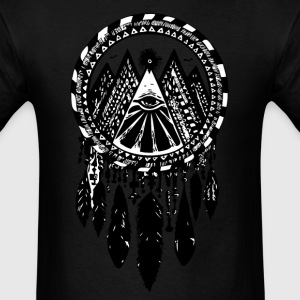 Aztec sky dream - Men's T-Shirt
