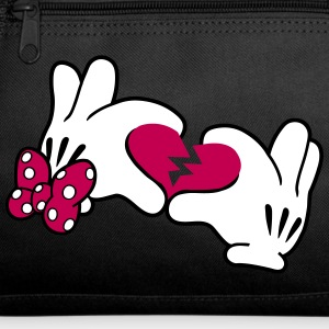 Mickey Broken Heart 2 Bags & backpacks - Duffel Bag