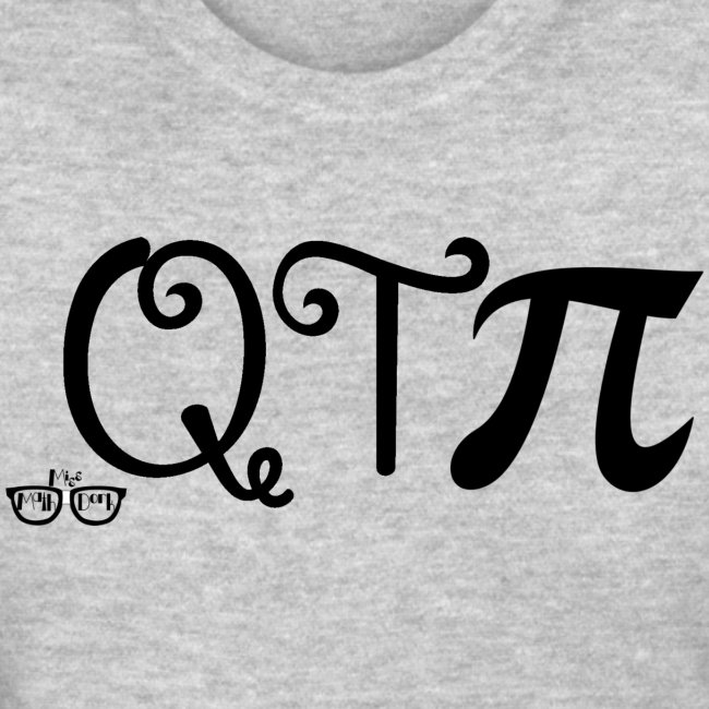QTpi black writing
