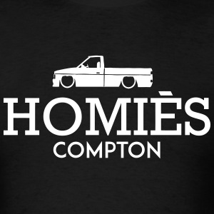 (homies) T-Shirts - Men's T-Shirt