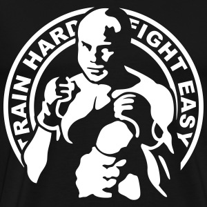 Fight easy T-Shirts - Men's Premium T-Shirt