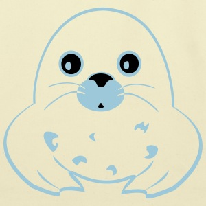 Cute Seal - Eco-Friendly Cotton Tote