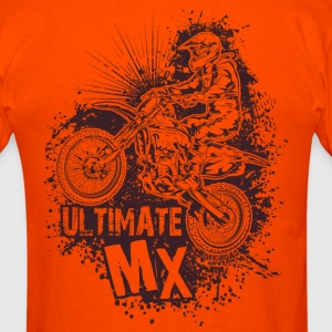 Ultimate FMX Grunge T-Shirts - Men's T-Shirt