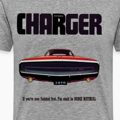 1970 Dodge Charger T-Shirts