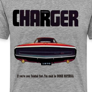 1970 Dodge Charger T-Shirts - Men's Premium T-Shirt