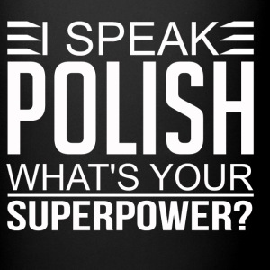 Polish Superpower Accessories - Full Color Mug
