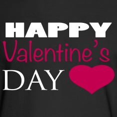 Happy Valentine's Day Long Sleeve Shirts