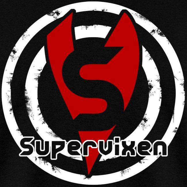 Unisex Bullseye Red and White