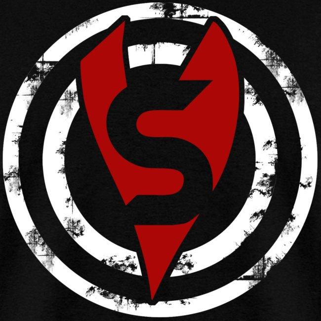Unisex Bullseye Red and White - No Name