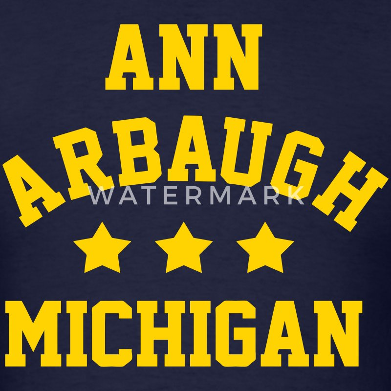Ann Arbaugh T-Shirts - Men's T-Shirt