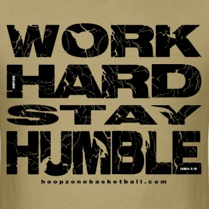 WorkHard4lite.png T-Shirts - Men's T-Shirt