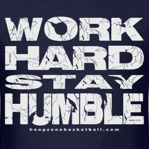 WorkHard4dark.png T-Shirts - Men's T-Shirt