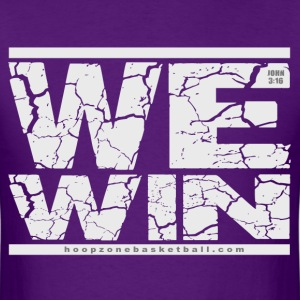 WeWin4dark.png T-Shirts - Men's T-Shirt