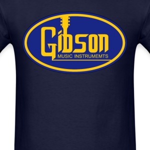 Gibson Music Instruments - Men's T-Shirt