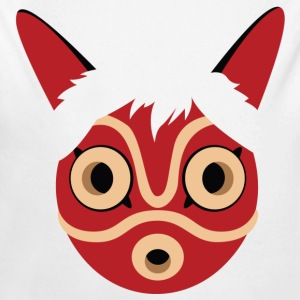 Mononoke Mask Baby & Toddler Shirts - Long Sleeve Baby Bodysuit