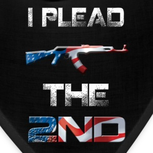 I Plead The 2nd Caps - Bandana