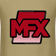 Design ~ MFX PODCAST - REVOLUTION TSHIRT