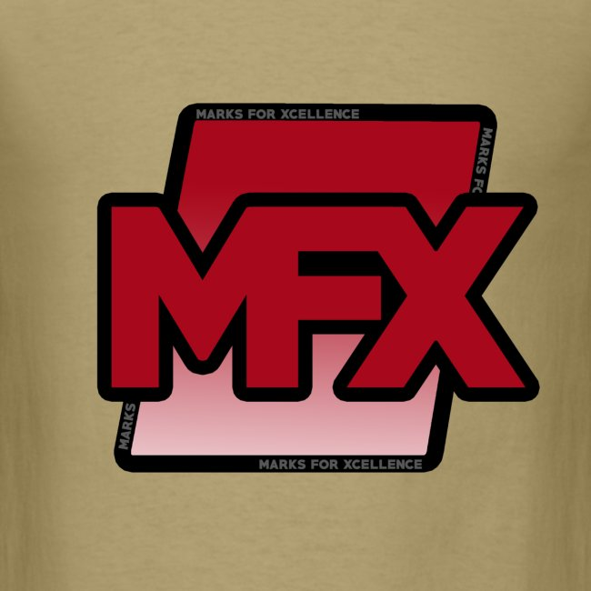 MFX PODCAST - REVOLUTION TSHIRT