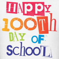 Design ~ Happy 100th Day of School | Men's Classic