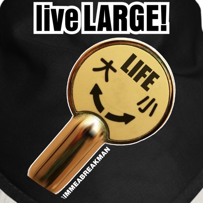 Live Large! Dogkerchief