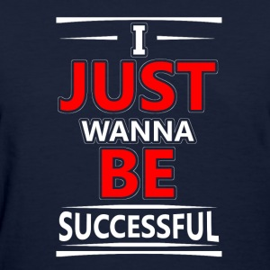 Womens Successful T-Shirt - Women's T-Shirt