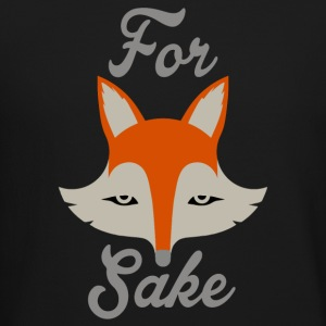 For Fox Sake Long Sleeve Shirts - Crewneck Sweatshirt