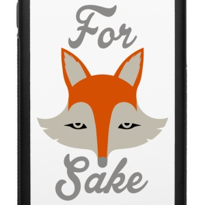 For Fox Sake Accessories - iPhone 6/6s Rubber Case