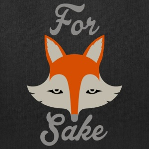 For Fox Sake Bags & backpacks - Tote Bag
