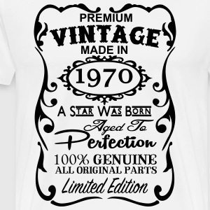 47th Birthday Gift Ideas for Men and Women Unique  - Men's Premium T-Shirt