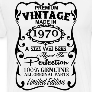 45th Birthday Gift Ideas for Men and Women Unique T-Shirts - Men's Premium T-Shirt