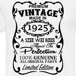 92nd Birthday Gift Ideas for Men and Women Unique  - Men's Premium T-Shirt