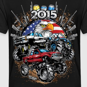Mega Mud Trucks 2015 Baby & Toddler Shirts - Toddler Premium T-Shirt
