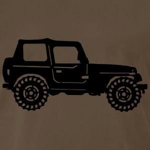 jeep - Men's Premium T-Shirt